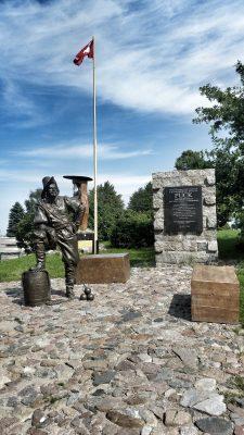 Polen Puck Statue Pirat