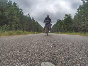 Lettland Fahradfahren Sightseeing Radreisen Fahrrad fahren