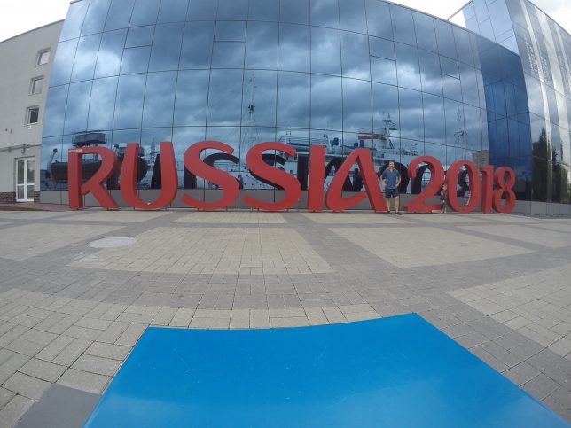 Kaliningrad Russland 2018