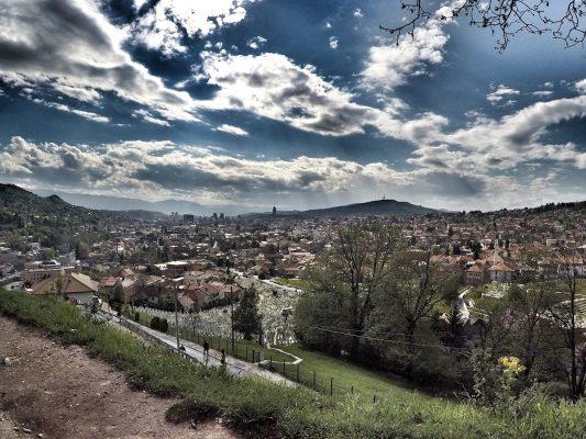 Bosnien Herzegowina Rad Sabbatical Sarajewo Fahrrad fahren Radreisen